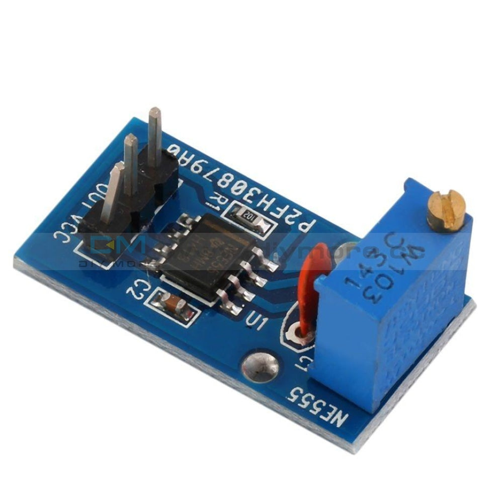 Ne555 Adjustable Frequency Pulse Generator Module For Arduino Smart Car Function