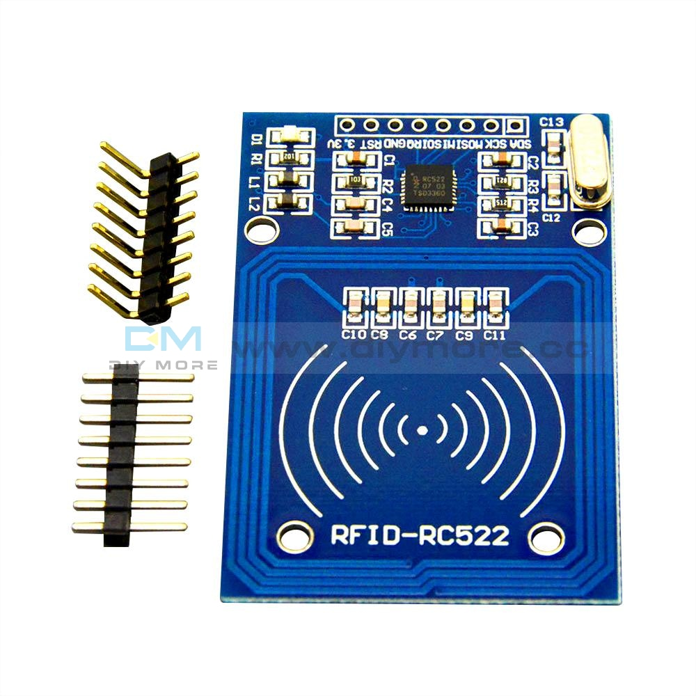 Rc522 Rc-522 Rfid Wireless Module For Arduino Reader Writer Sensor Card I2C Iic Spi Interface Dc