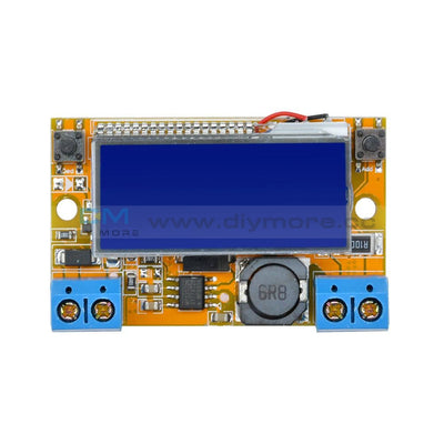 Dc-Dc Adjustable Step-Down Power Supply Module Voltage Current Lcd Display Shell Step Down