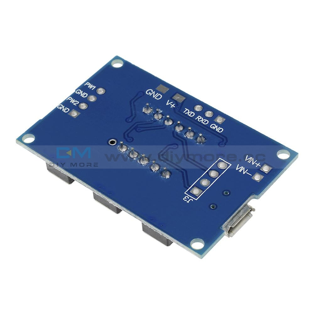 2Ch Independent Pwm Generator Duty Cycle Pulse Frequency Module Led Tube At Interface