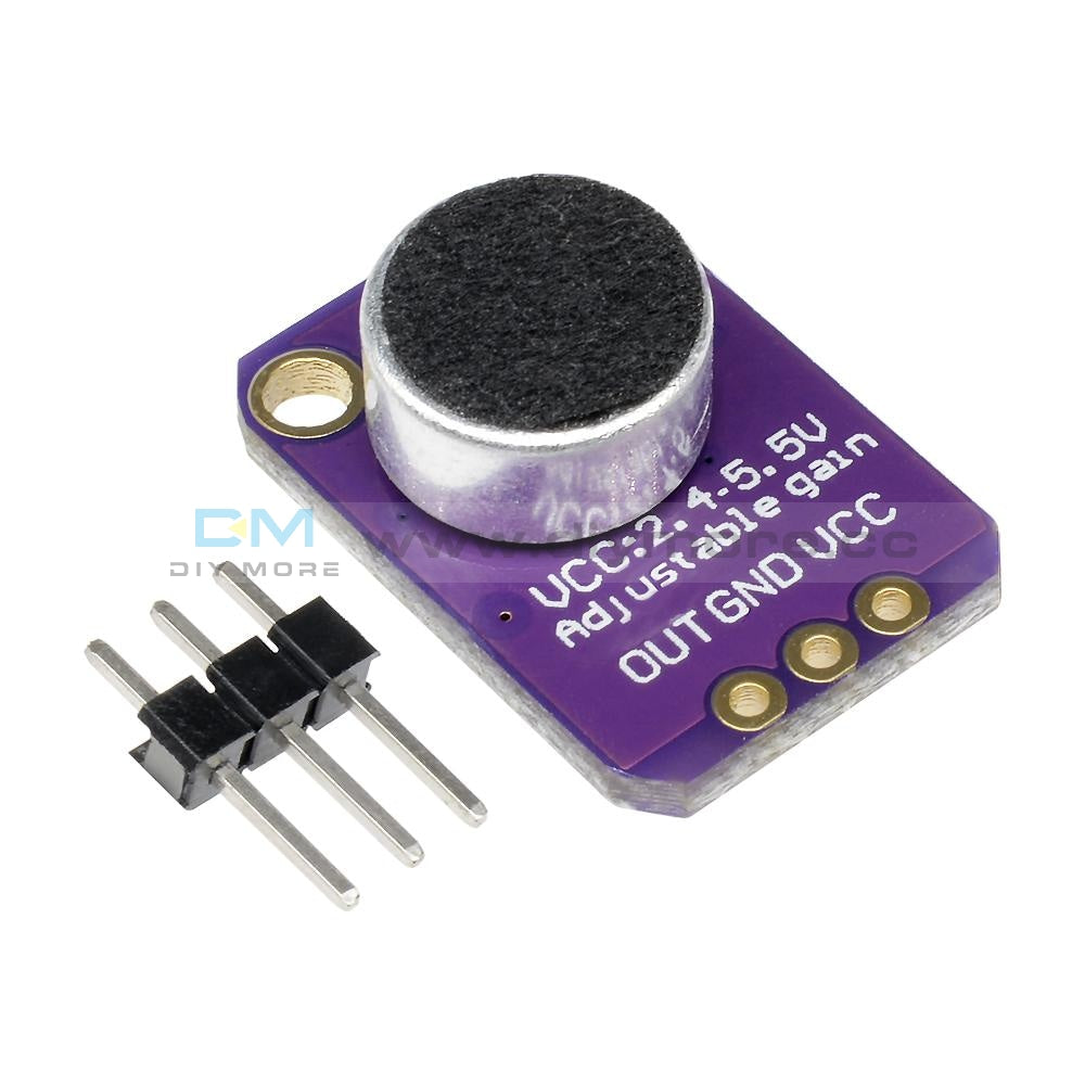 GY-4466 Microphone amplifier module max4466 adjustable gain for arduino ^IJZ2YJ