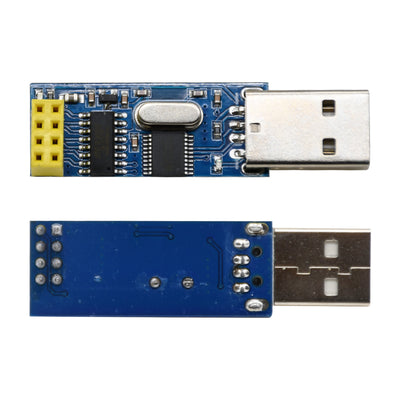 Newest CH340T USB To Serial Port Adapter Board Module Board 1-31 bytes 15 * 53mm In Stock High efficiency Frequency Quality
