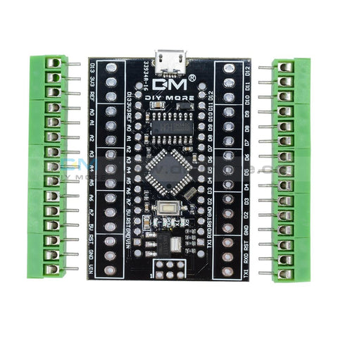 Micro Usb Nano V3 Ch340G Atmega328P Microcontroller Expansion Development Board Module For Arduino