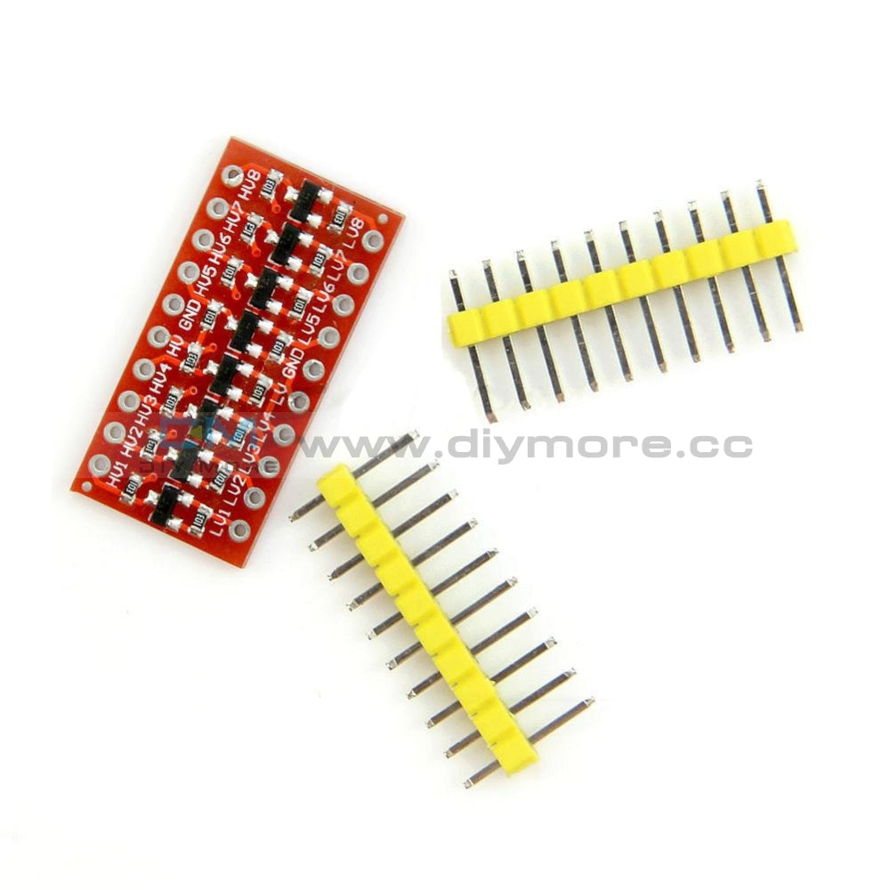 8 Channel I2C Iic Logic Level Converter Module Bi-Directional For Arduino