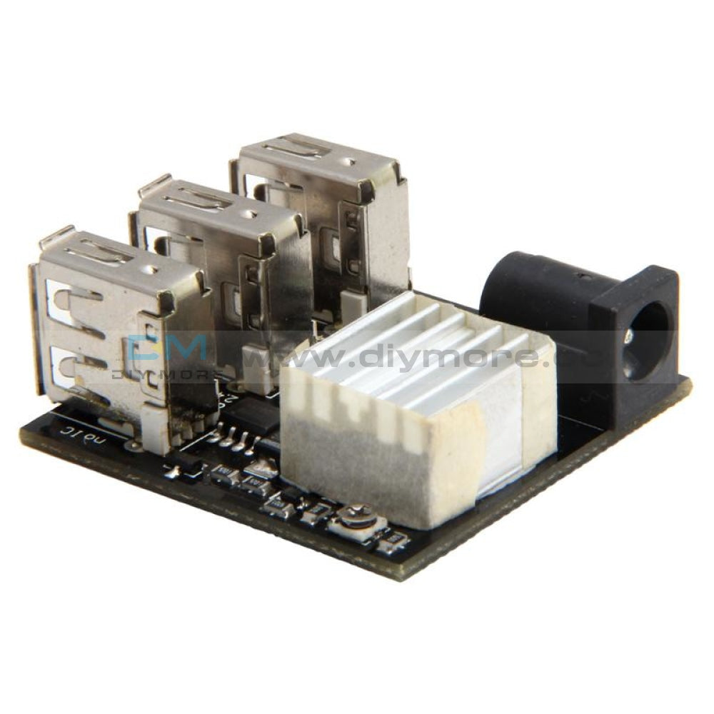 9V/12V To 5V 8A Usb Power Bank Step-Down Boost Module Mini 3 Charging Step Down