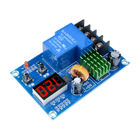 6-60V lead-acid Battery Charge Controller Protection Board switch 12V 24V 48V