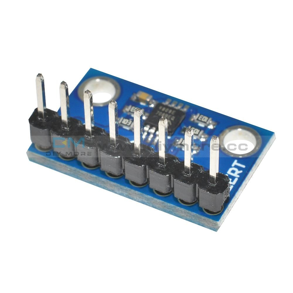 I2C Iic Temperature Sensor Mcp9808 Breakout Board ±0.25°C/0.0625°C High Accuracy Humidity Module