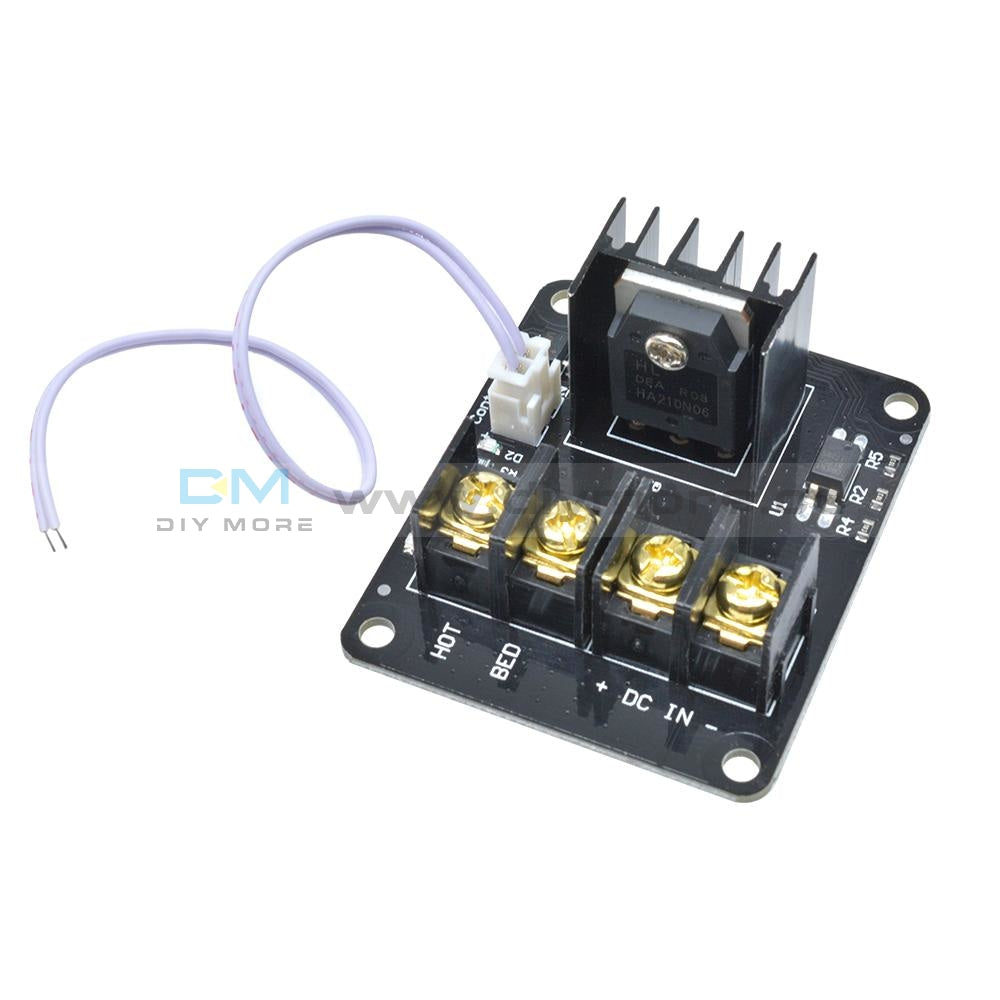 3D Printer Parts General Add-On Heated Bed Power Expansion Module Electric Board Tools