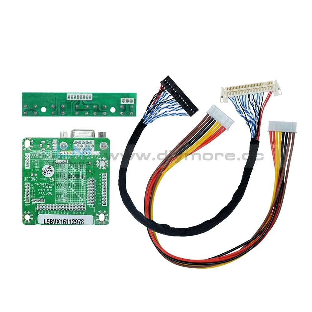 Diy Mt6820-B Universal Lcd Lvds Driver Controller Board With Cable 17 To 42 Funny
