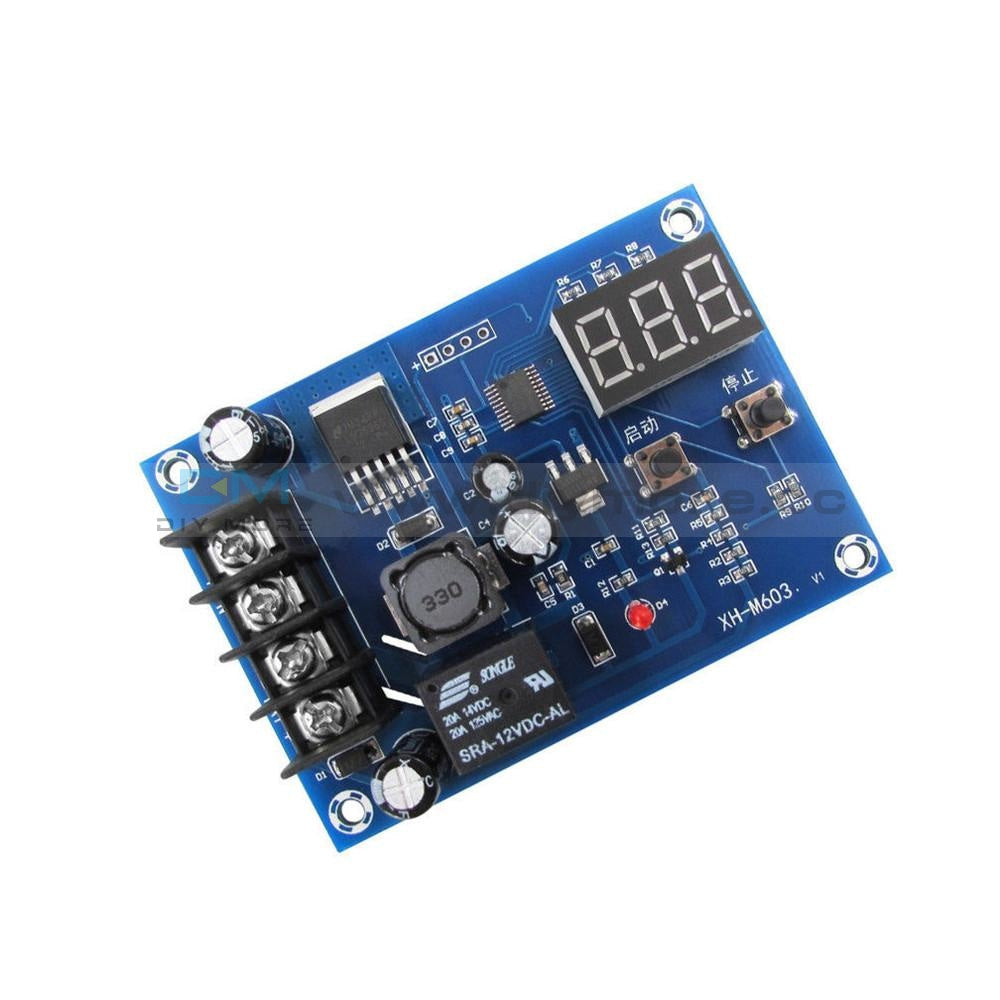 Charge Control Module 12-24V Storage Lithium Battery Protection Board Xh-M603 Protection Board