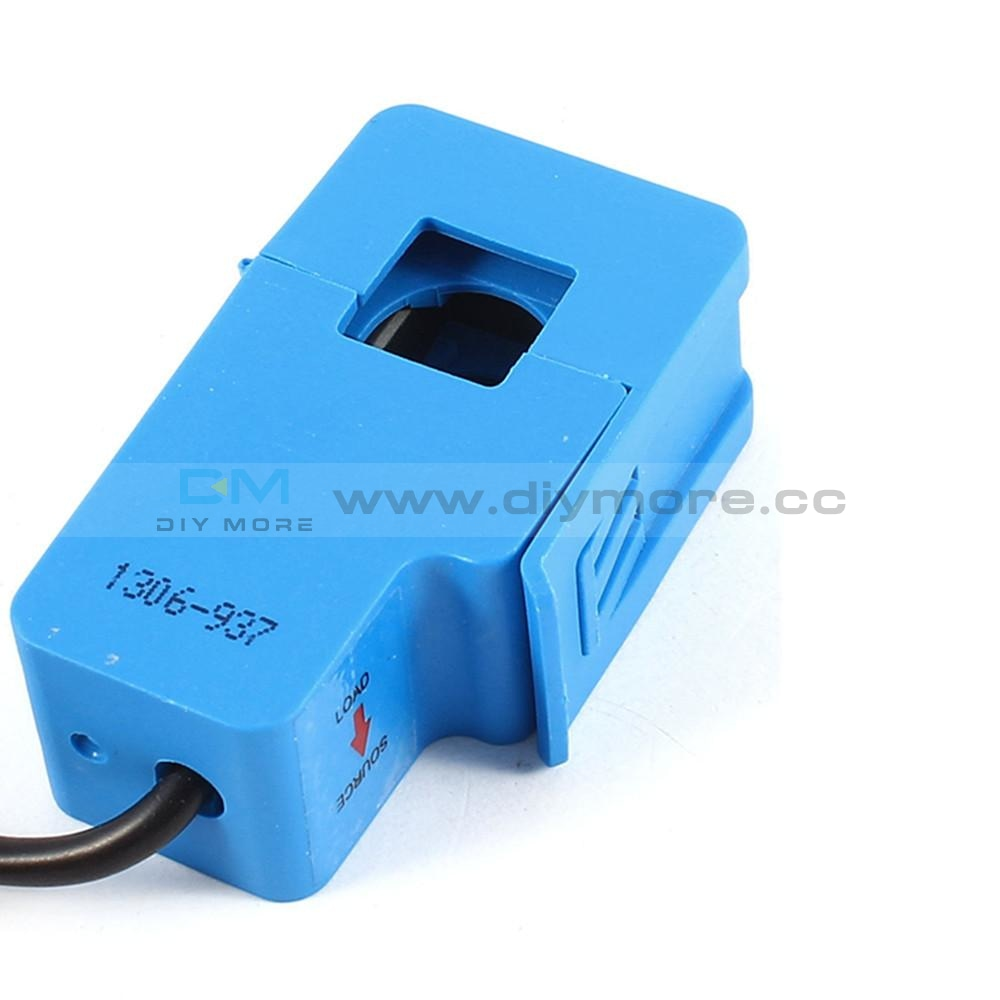 30A Sct-013-030 Non-Invasive Ac Current Sensor Split Core Current Transformer 100A Tools