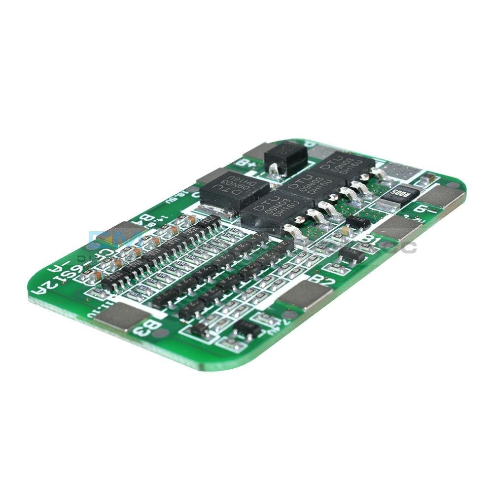 6S 15A 24V Pcb Bms Protection Board For 6 Packs Li-Ion Lithium 18650 Battery Cell Module Protection