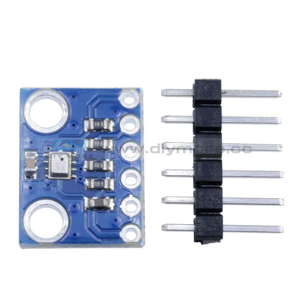 Bmp280 3.3V Pressure Sensor Module High Precision Atmospheric For Arduino Replace Bmp180 Blue/red