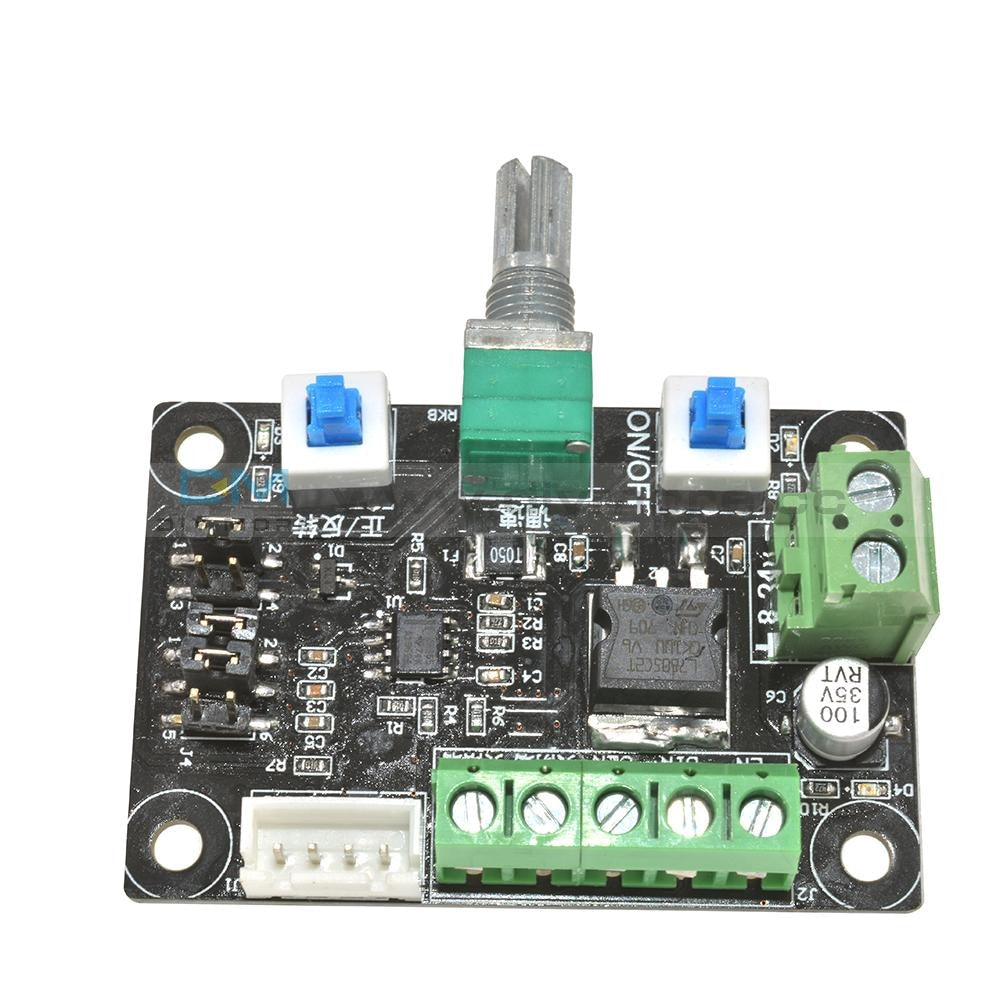 Motor Pulse Signal Generator For Stepper Driver Controller Speed Regulator Module