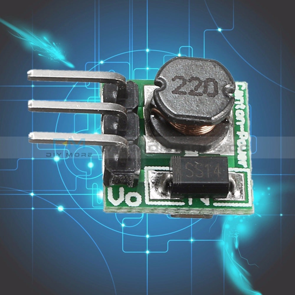 Dc-Dc 0.8-3.3V To 3.3V Step Up Boost Power Module Voltage Converter Mini Arduino Up
