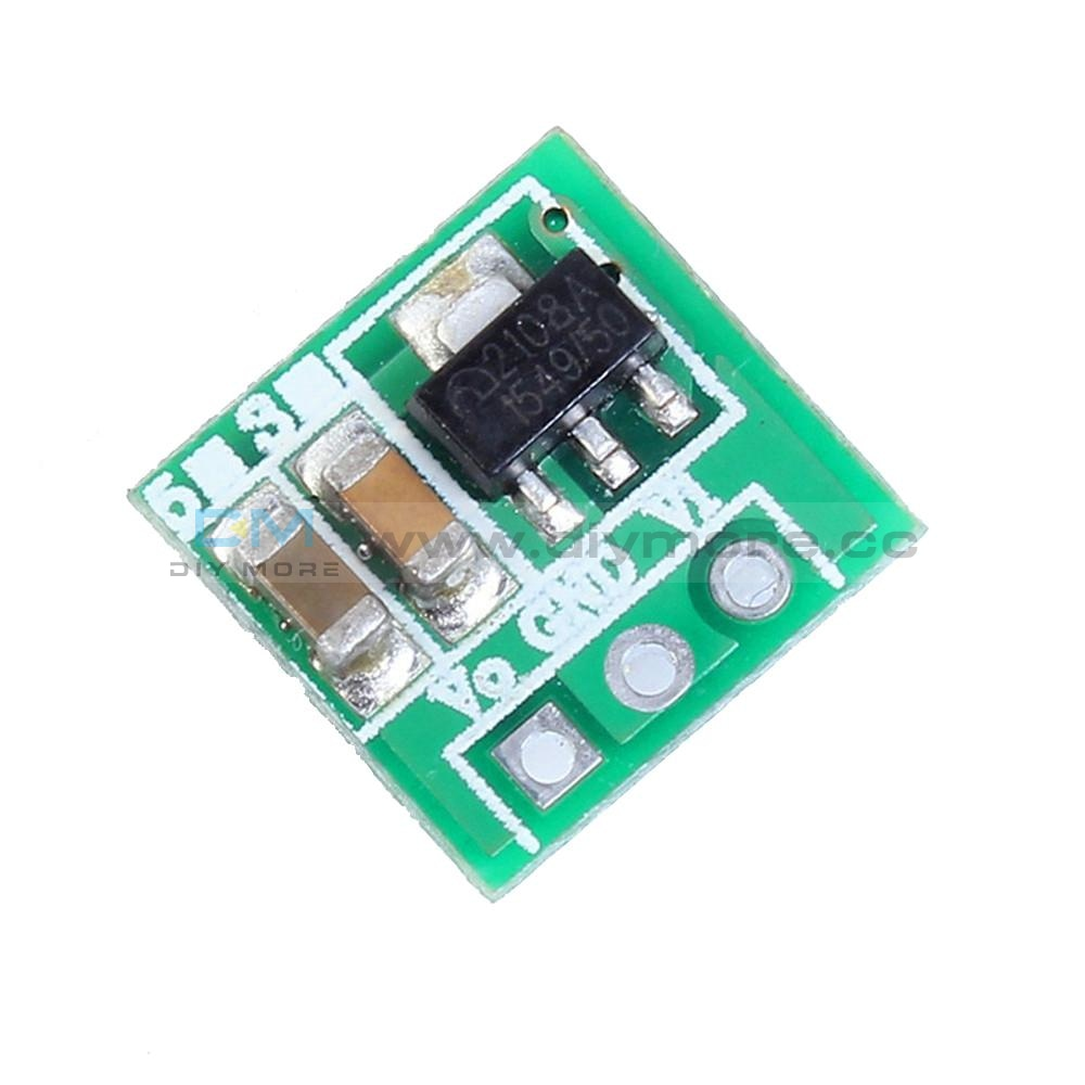 1.8V 2.5V 3V 3.3V 3.7V To 5V Dc-Dc Step Up Power Voltage Boost Converter Board Module