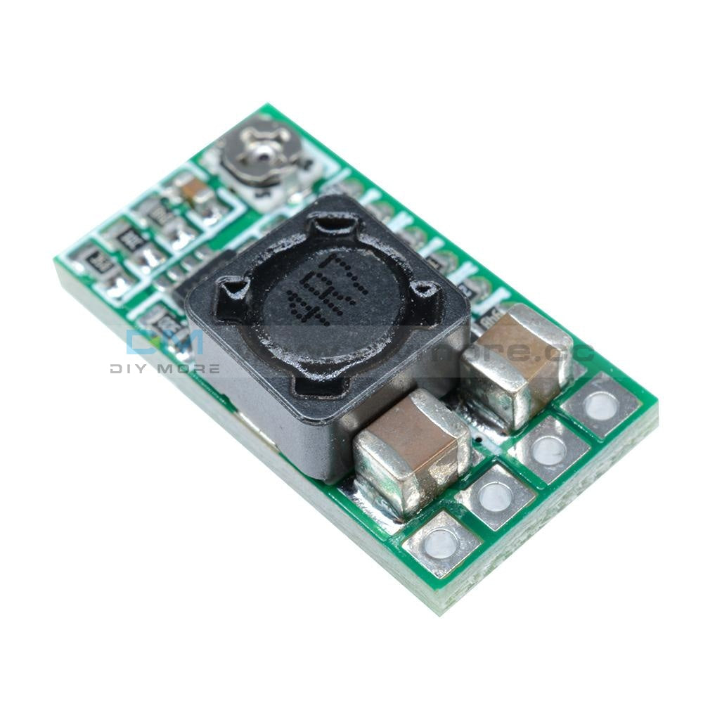 Mini Buck Converter Dc-Dc 12-24V To 5V 3A Adjustable Step Down Power Module