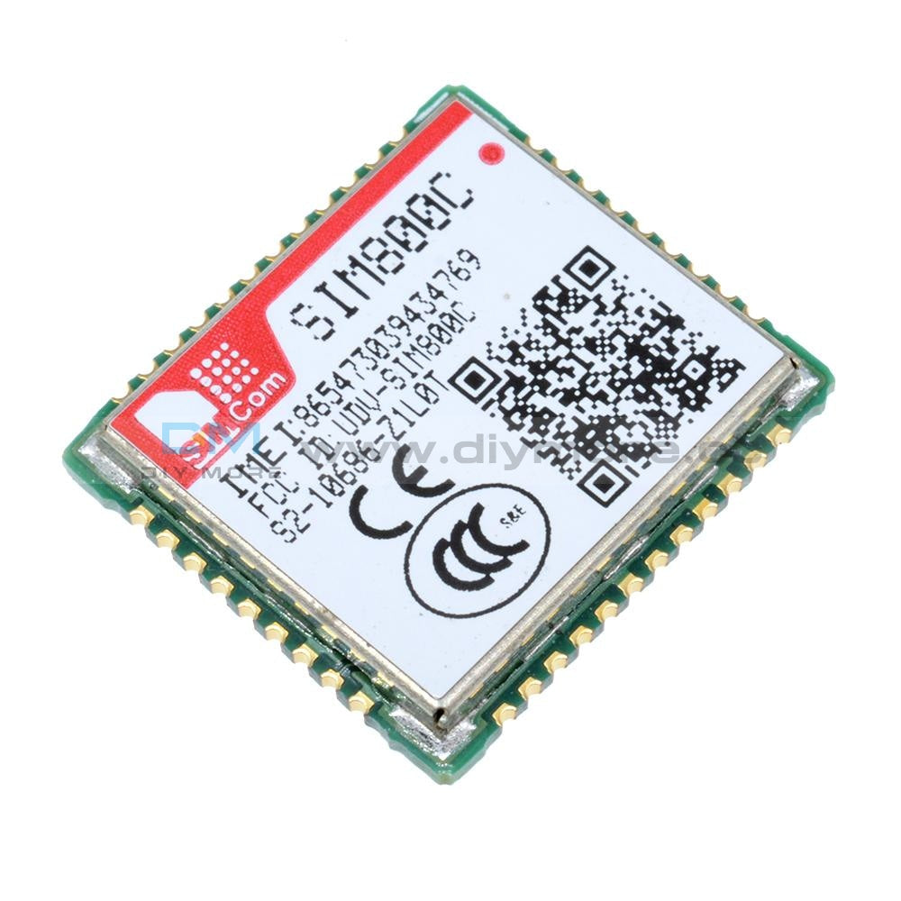 Sim800C Gsm Module Quad Band Sms Data Transfer Voice Support Tts Gps/gprs
