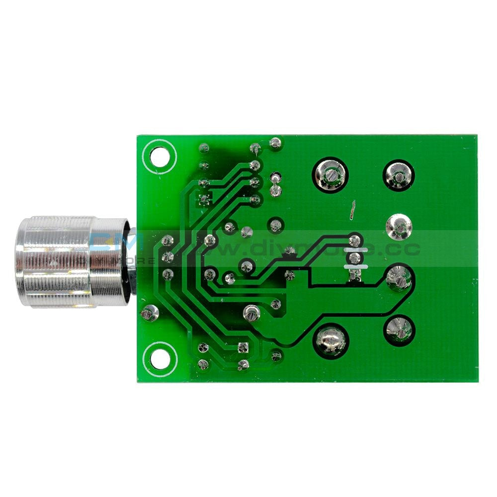 6A 6V-12V Dc Motor Speed Control Pulse Width Modulation Pwm Controller Switch