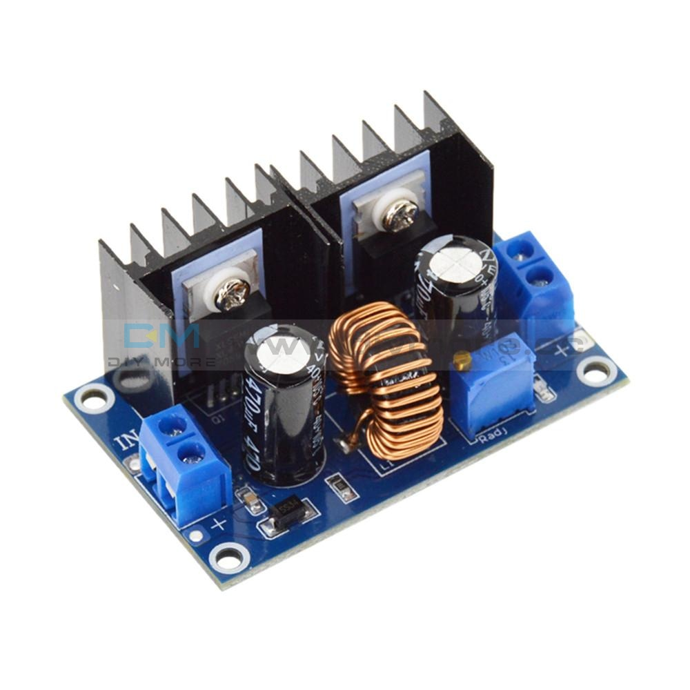 Xl4016 Pwm 4-38V To 1.25-36V Adjustable Step-Down Board Module Dc-Dc Converter Step Down