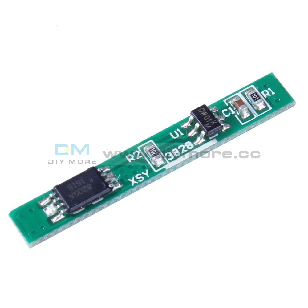 1S 3.7V 2.5A Lithium Batterry Protection Board Polymer Bms Pcm Pcb Li-Ion Module Battery Protection