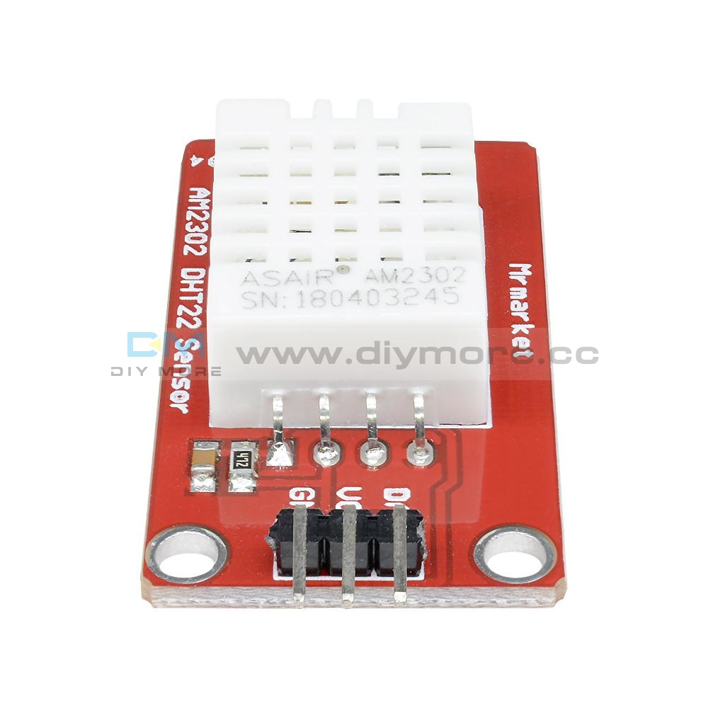 Am2302 Dht22 Digital Temperature & Humidity Sensor Module For Arduino Uno R3