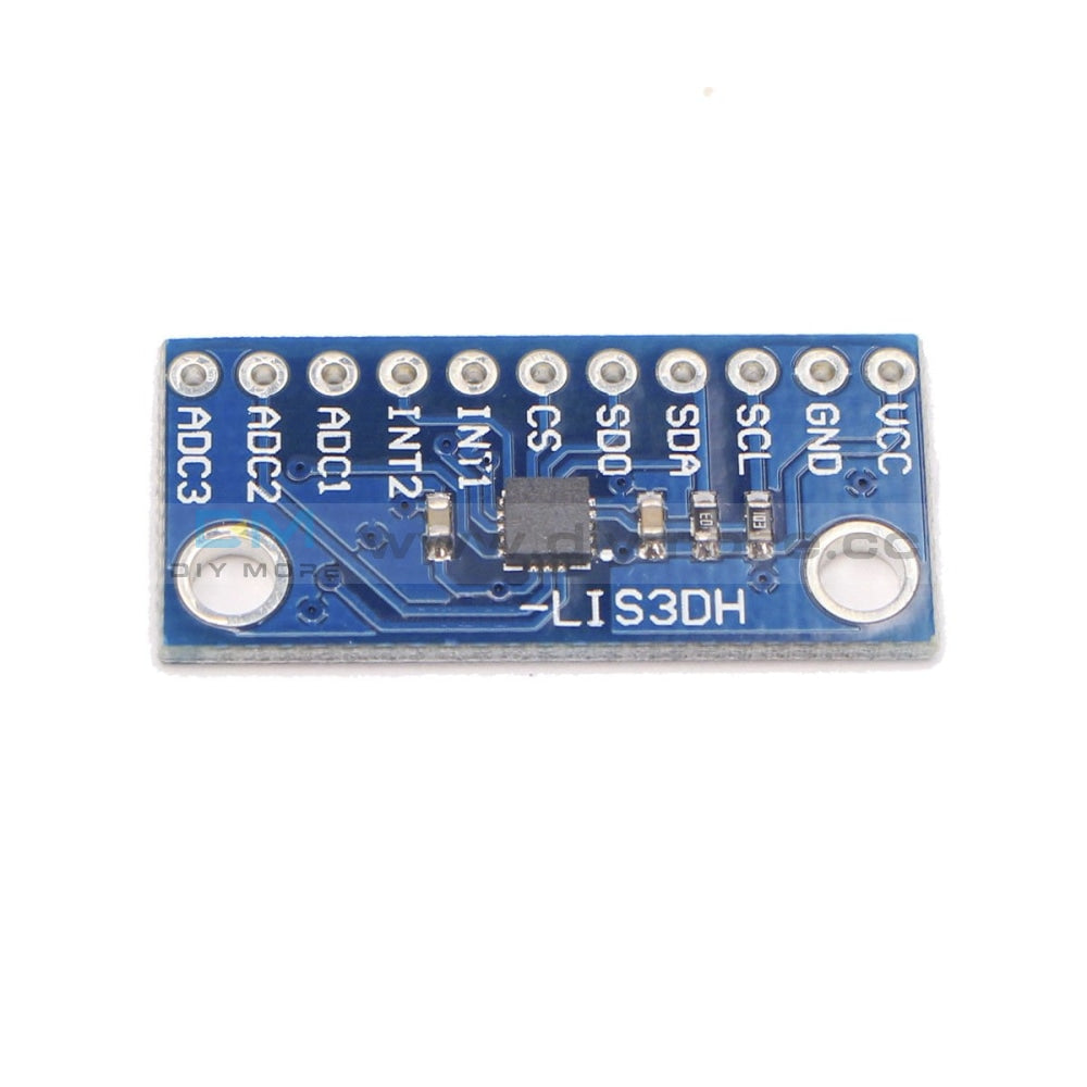 Lis3Dh 3-Axis Acceleration Development Board Temperature Sensor Replace Adxl345 Humidity Module
