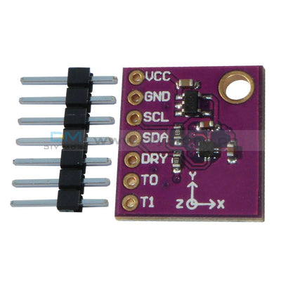 3-Axis Magnetometer Compass Magnetic Sensor Module Replace Hmc5883L 3.3V-5V
