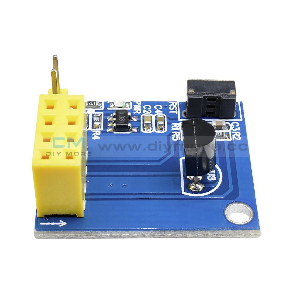 Esp8266 Esp-01/01S Ds18B20 Temperature Sensor Wifi Adapter Board Wireless Module Humidity