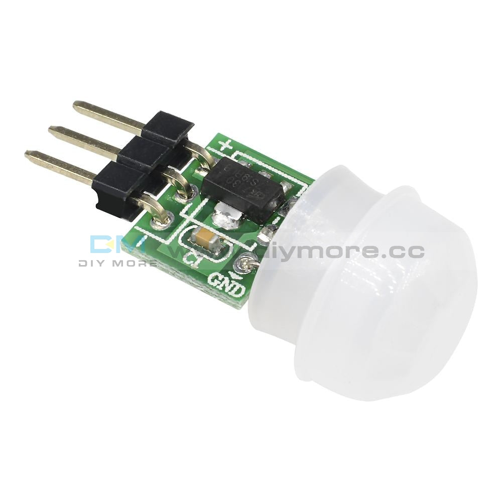 Mini Ir Infrared Pir Motion Human Sensor Body Detector Module Am312 Dc 2.7-12V