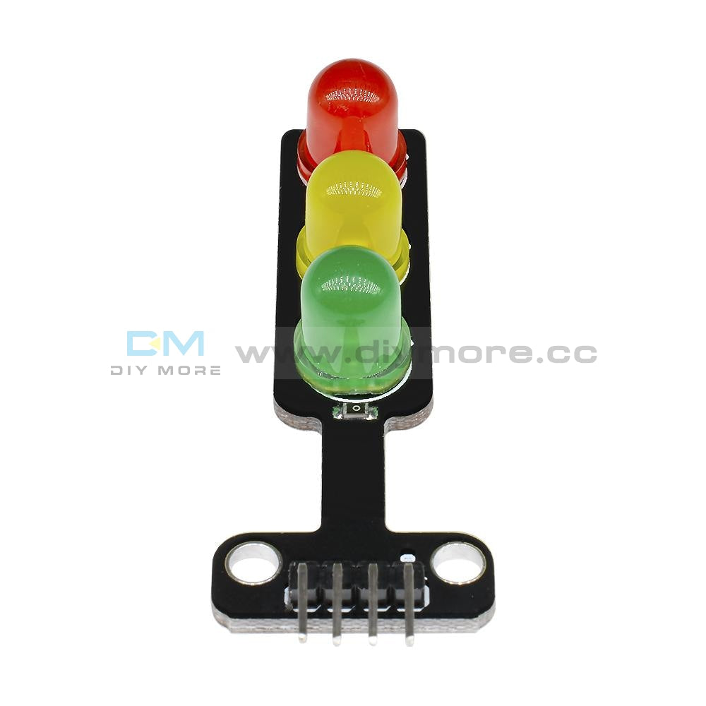 5V Led Traffic Lights Light Module R3X5 Display