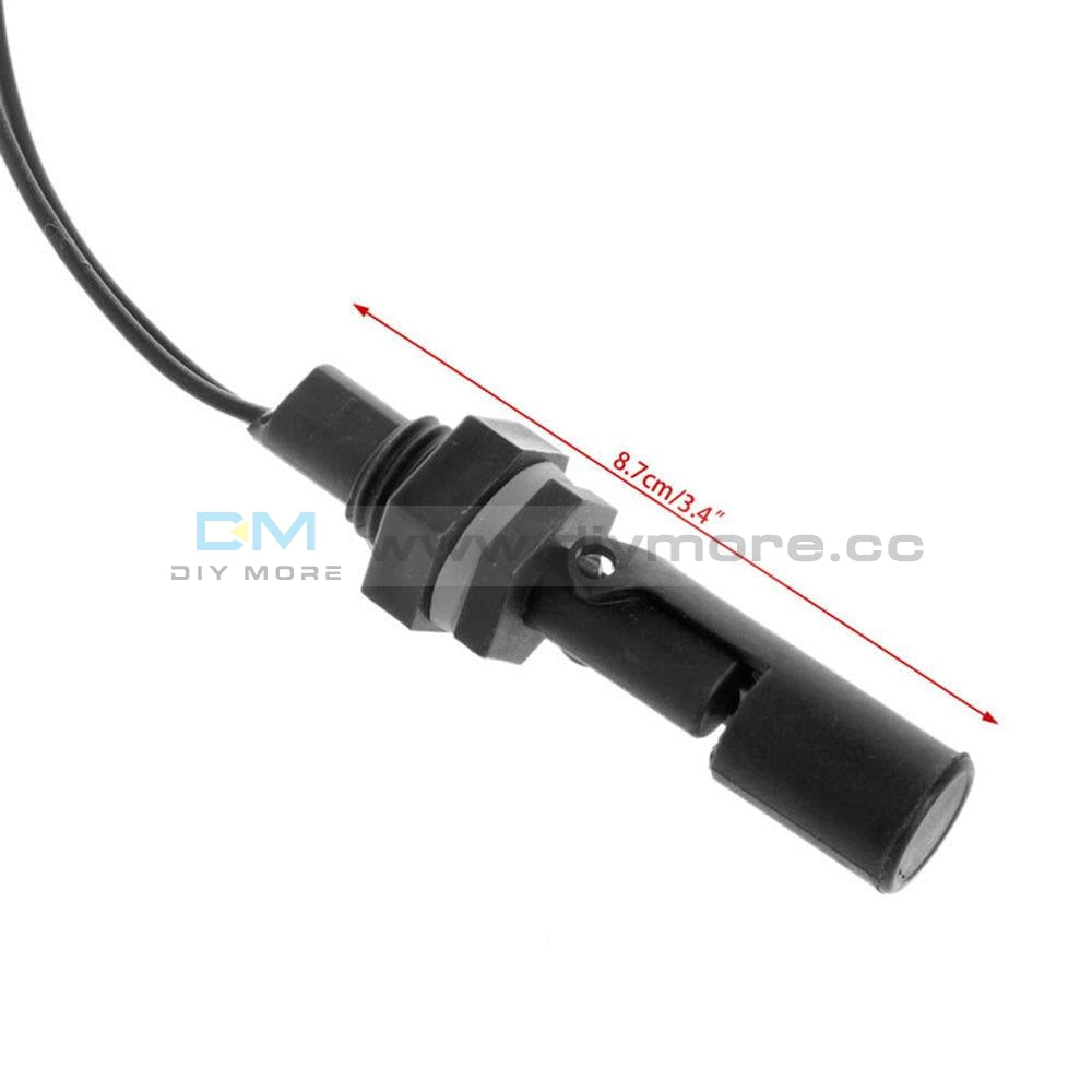 Tank Pool Horizontal Water Level Liquid Sensor Plastic Float Switch Pressure Module