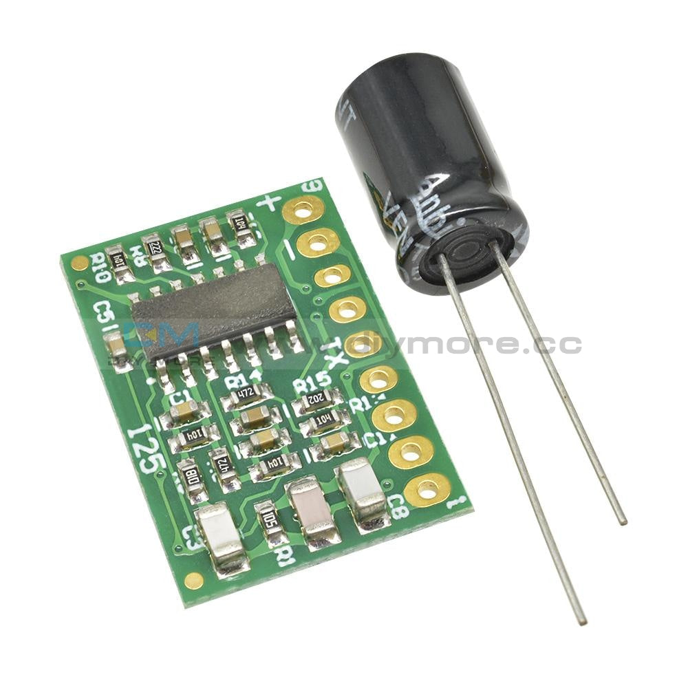 Diymore 125K Id Card Rfid Reader Iot Module Rf Serial 9600 Ttl Level Board Replace Em4095 2270 3.5V