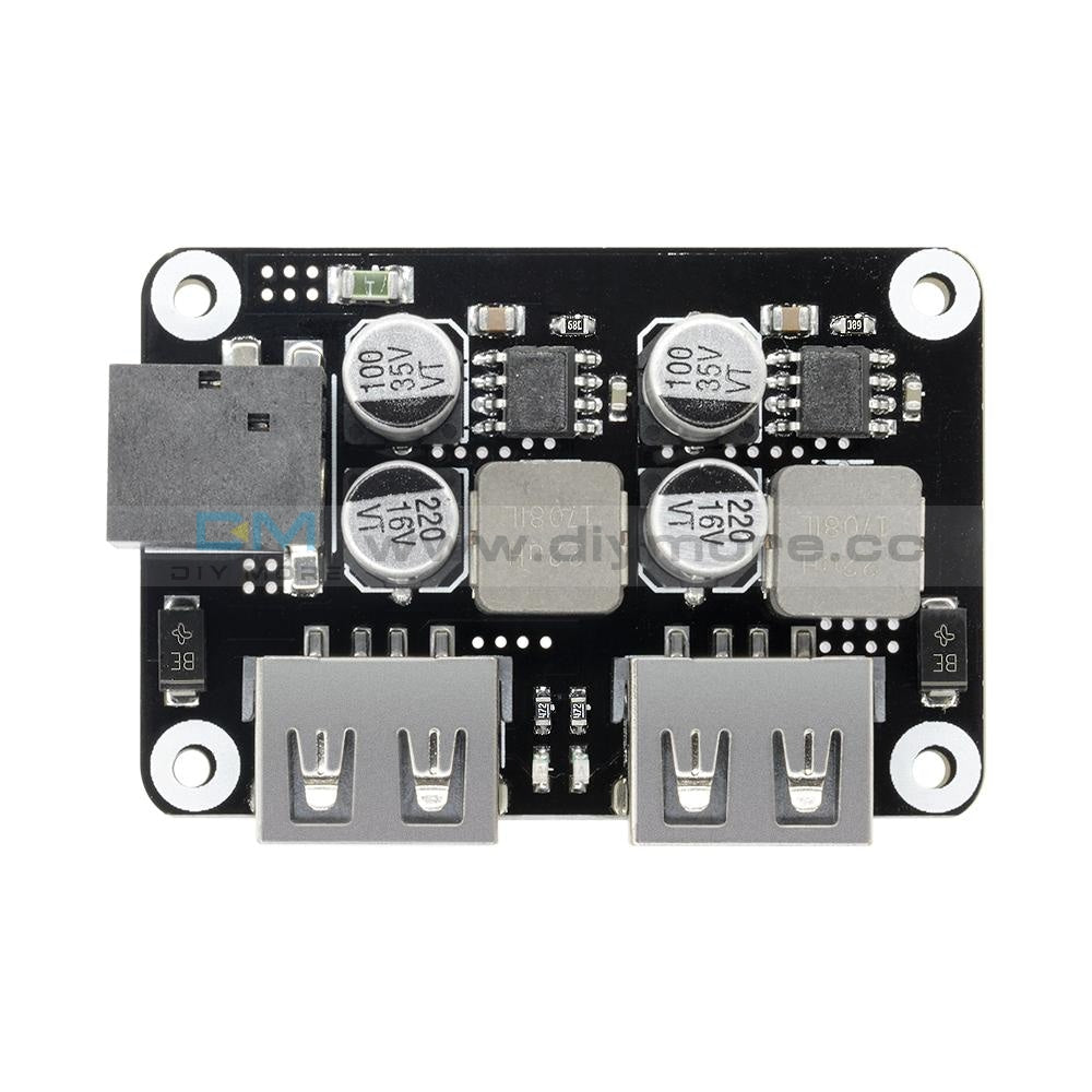 Dual Usb 12V24V To 5V9V Fast Charger Buck Module Single Port 24W Step Down Board