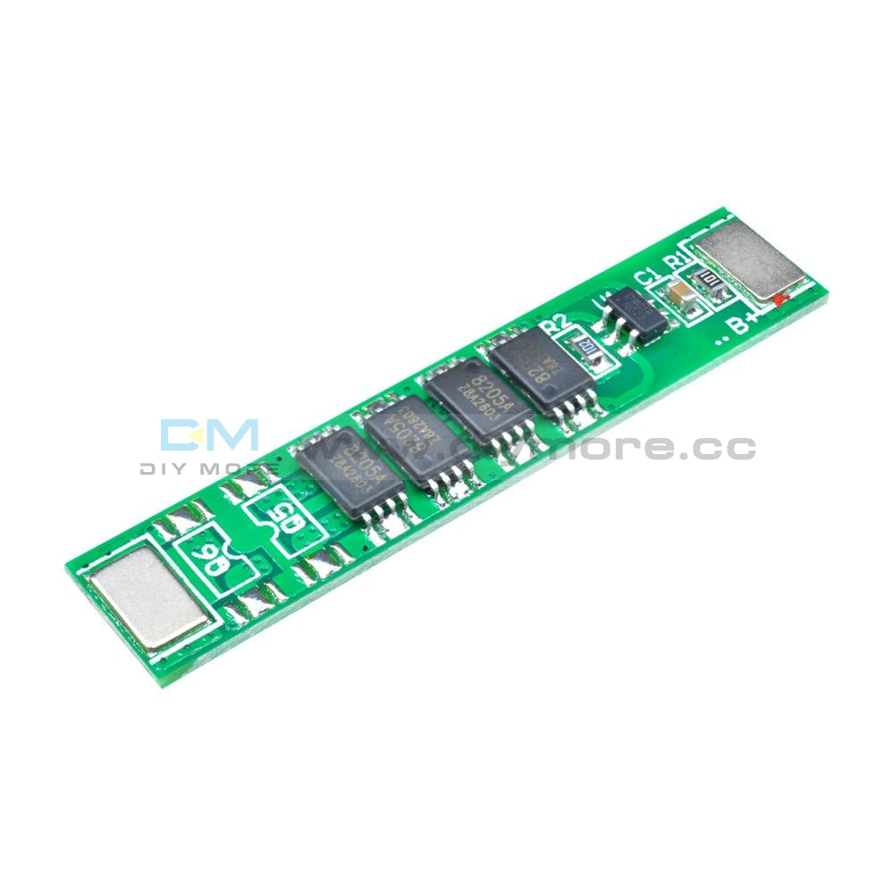 1S 3.7 V 10 A Li-On Lithium Bms Pcm Battery Protection Board Compatible With 18650 Protection Board