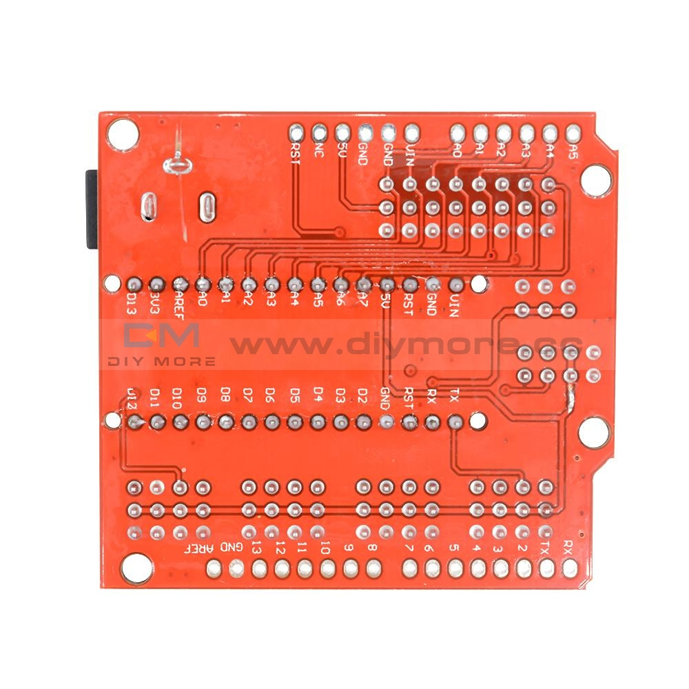 Expansion Prototype Shield I/o Extension Board Module For Arduino Nano V3.0