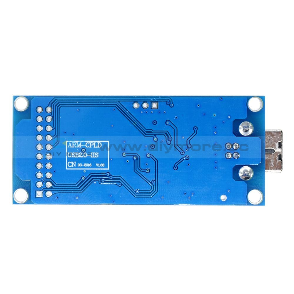 Du1 Usb To Iis Card Base On Amanero Adapter Board