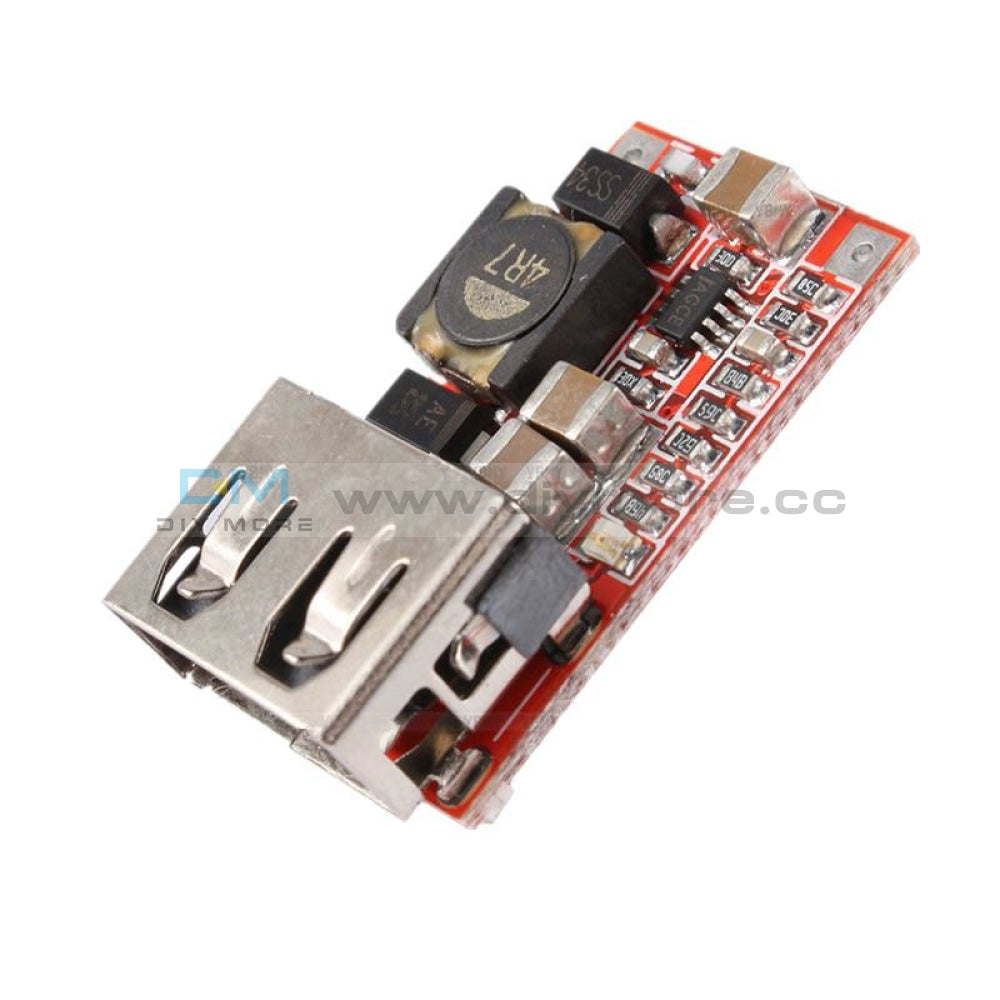 Usb Dc Buck Step Down Converter 6-24V 12V/24V To 5V 3A Car Charger Module