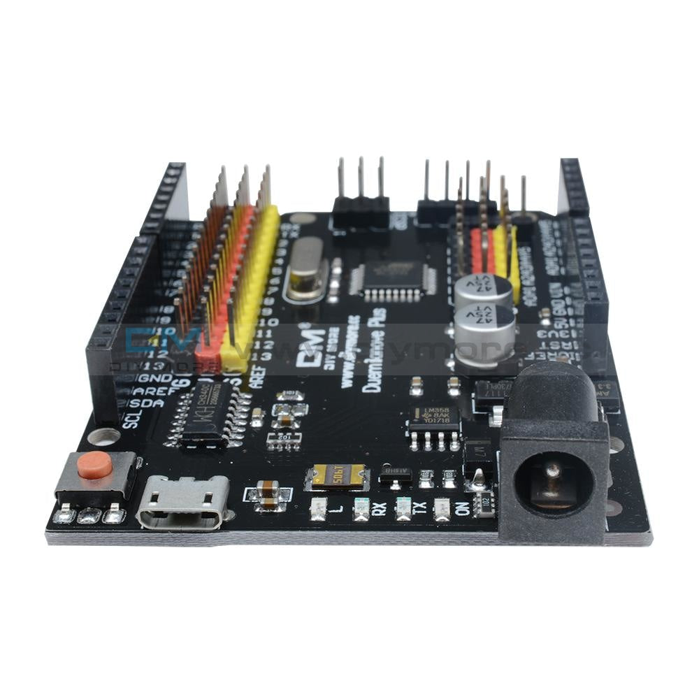 Duemilanove Plus Development Board Atmega328P Ch340 5V 16Mhz With Usb Cable Replace Ft232 Compatible