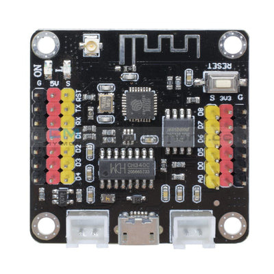 Dm Strong Esp8266 Wifi Development Board Ch340 Micro Usb 3.3/5V Compatible For Arduino Nodemcu
