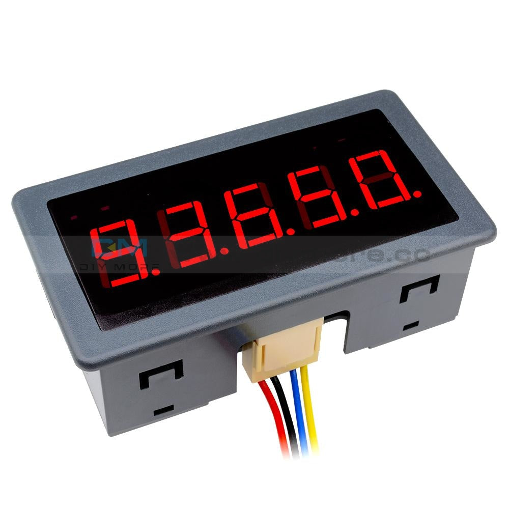 0.56 Red Led Digital Counter Meter Count Timer Timing Dc12V-24V Testers