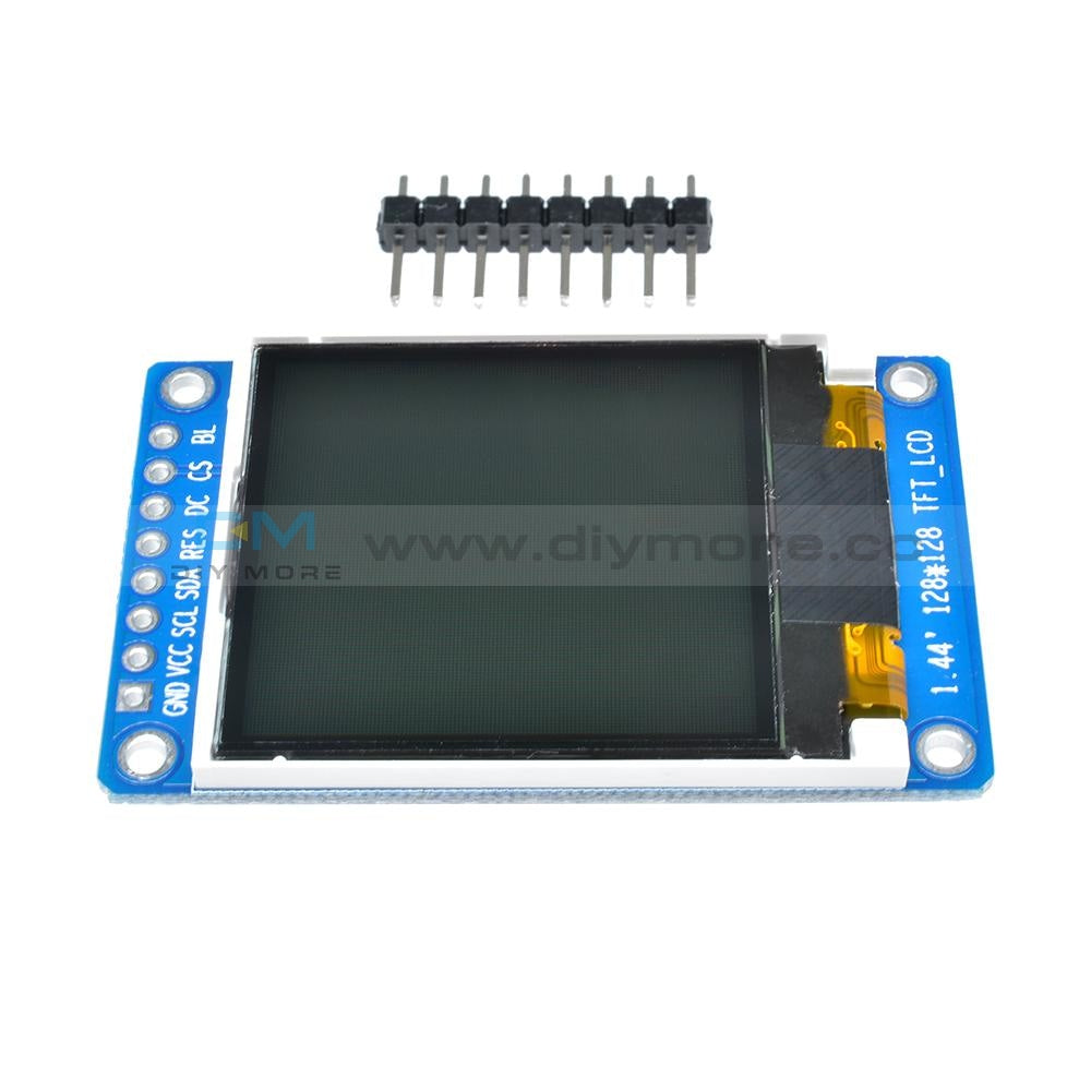128X128 St7735S Full Color Tft Lcd Display Module 8 Pin Spi Serial Interface Led