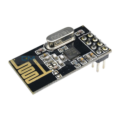 Nrf24L01+ 2.4Ghz Wireless Rf Transceiver Module For Arduino Adapter