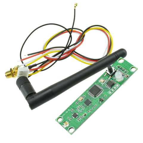 Wireless DMX512 2.4GHz ISM LED Controller Board Transmitter Receiver