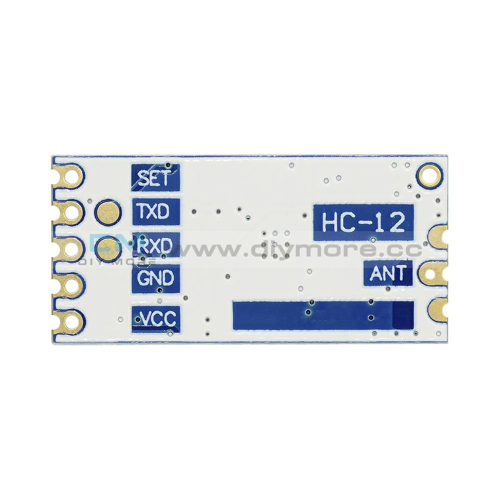 433Mhz Hc-12 Si4463 Wireless Serial Port Module 1000M Replace Bluetooth Wifi