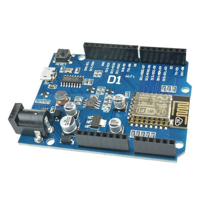 Wemos D1 Uno R3 Ch340 Wifi Development Board Esp8266 Esp-12E For Arduino Ide Motherboard