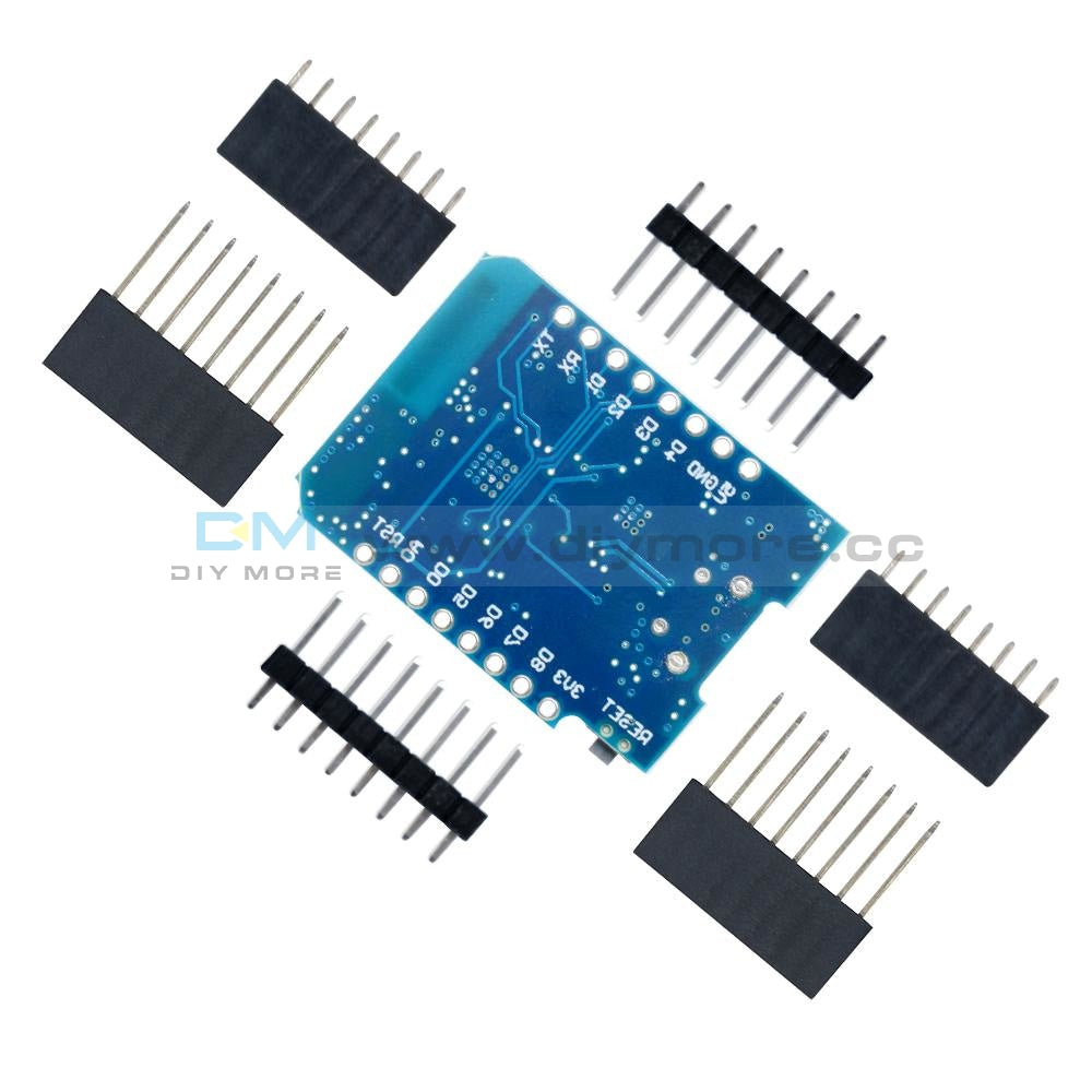 Wemos D1 Esp8266 Wifi Mini Pro 16M Bytes External Antenna Connector Iot Board Wifi Module