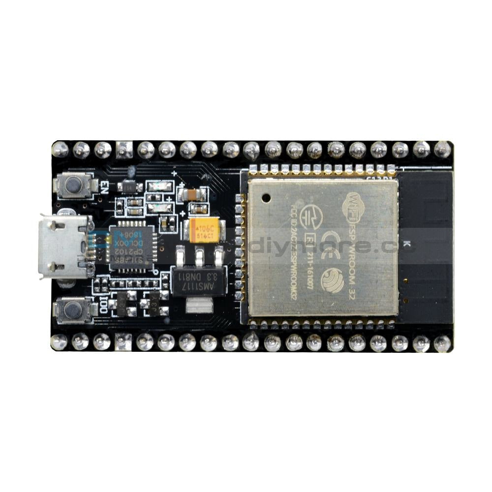 Esp32 Cp2102 2.4Ghz Development Dual-Mode Wifi+Bluetooth Module Antenna Adapter