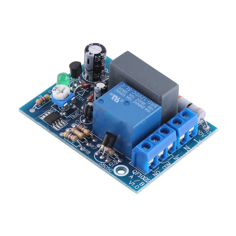 AC220V 0-10h Timing Turn On/Off Switch Board Timer Delay Relay Module