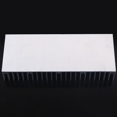 Durable 60x150x25mm Aluminum Heat Sink for LED and Power IC Transistor